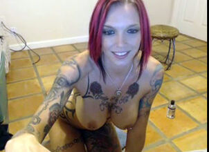 Striptease webcam