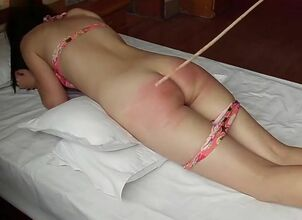 Spank asian girls